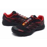 Salomon S-LAB Sense Speed Trail Running Shoes In Black