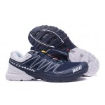 Salomon S-LAB Sense Speed Trail Running Shoes In Deep Blue