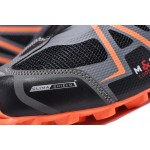 Salomon Snowcross CS Trail Running Shoes In Black Orange