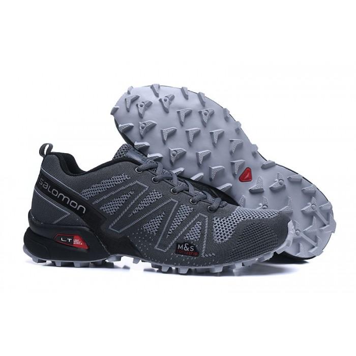 Salomon Speedcross 3 Adventure Shoes In Gray