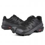 Salomon Speedcross 5 GTX Trail Running Shoes In Black Deep Gray