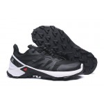 Salomon Speedcross GTX Trail Running Shoes In Black White