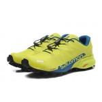 Men's Salomon Speedcross Pro 2 Trail Running Shoes In Fluorescent Yellow