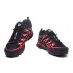 Salomon X ULTRA 3 GTX Waterproof Shoes In Black Red